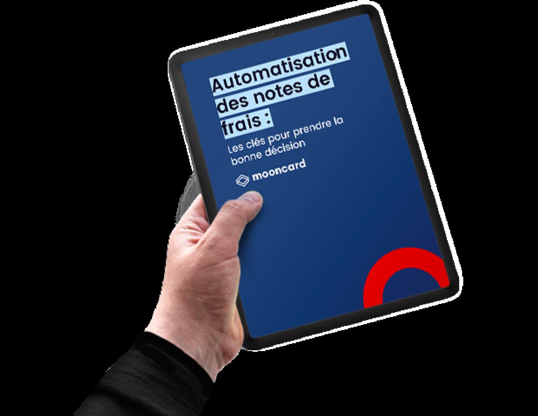 Guide automatisation notes de frais